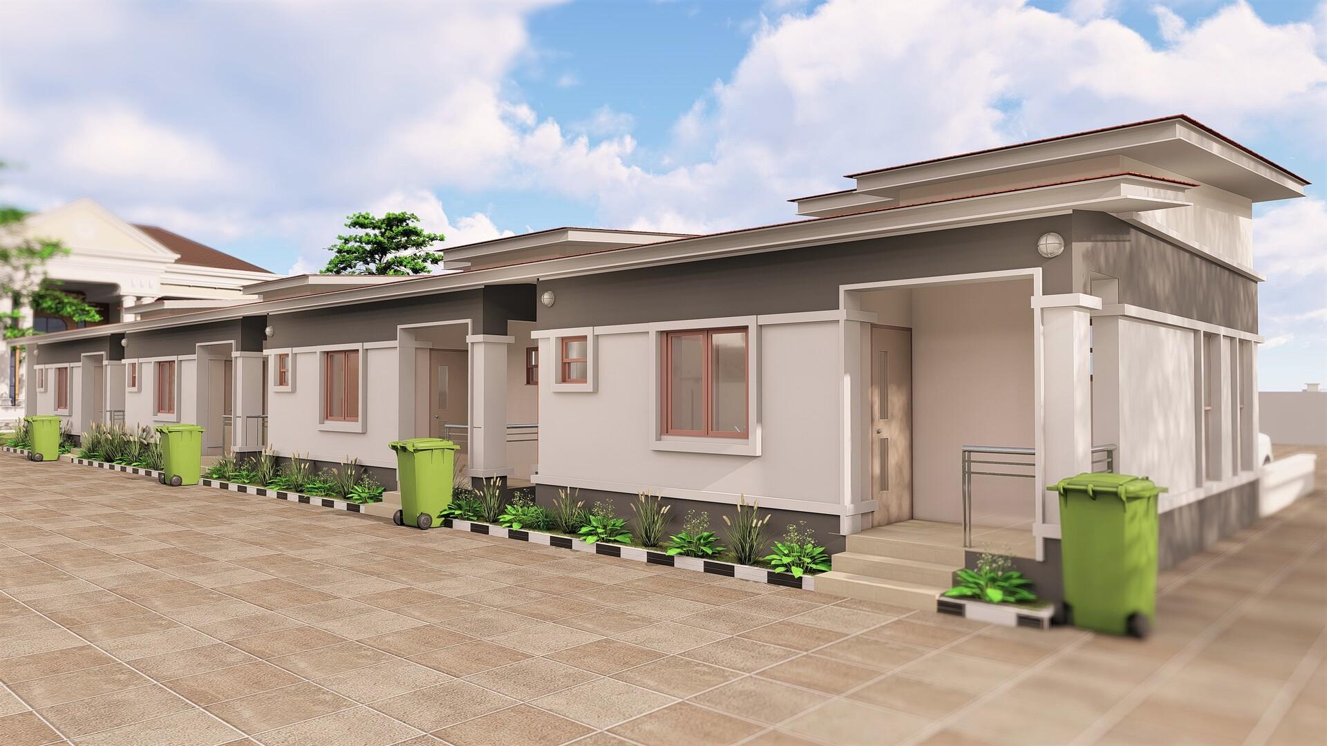 1 Bedrrom terrace 3